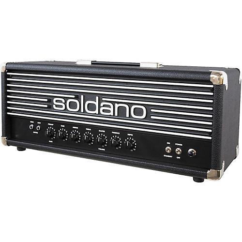 Soldano Avenger Amplifier Head-thumbnail