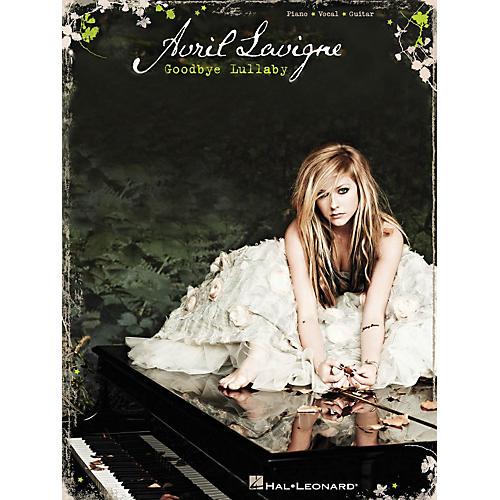Hal Leonard Avril Lavigne - Goodbye Lullaby PVG Songbook-thumbnail