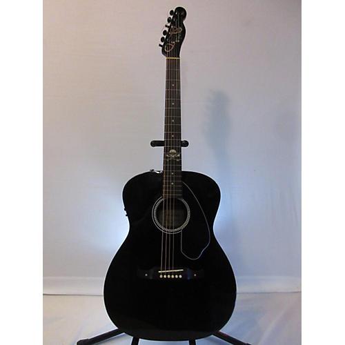 Fender Avril Lavigne Newporter Acoustic Electric Guitar-thumbnail