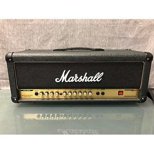Marshall Avt 50h Solid State Guitar Amp Head-thumbnail