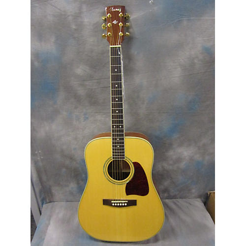 Ibanez Aw100 Acoustic Guitar