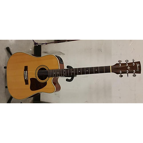 Ibanez Aw10ce Acoustic Electric Guitar-thumbnail