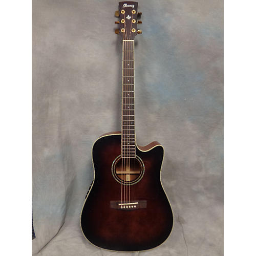 Ibanez Aw120ece Acoustic Electric Guitar