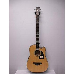 Pre-owned Ibanez Awb50ce Acoustic Bass Guitar