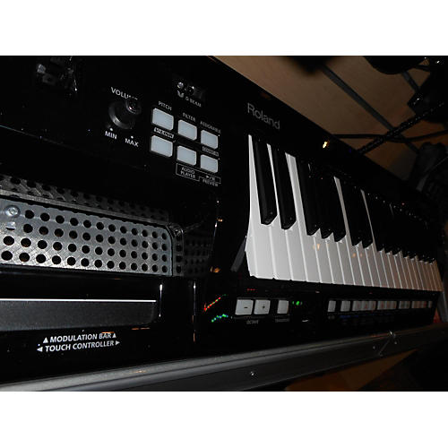 Roland Ax-09 Synthesizer-thumbnail