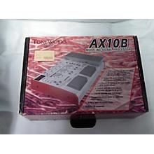 Korg Ax10b Bass Effect Pedal