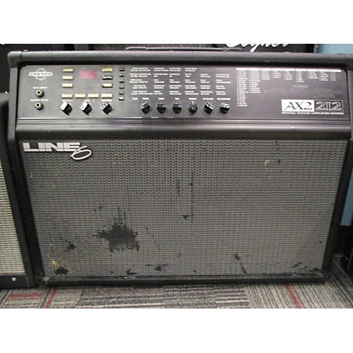 Line 6 Ax2 Guitar Combo Amp