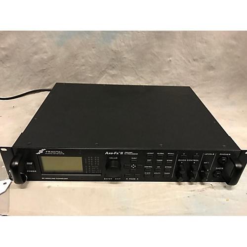 Fractal Audio Axe-fx II Guitar Preamp-thumbnail