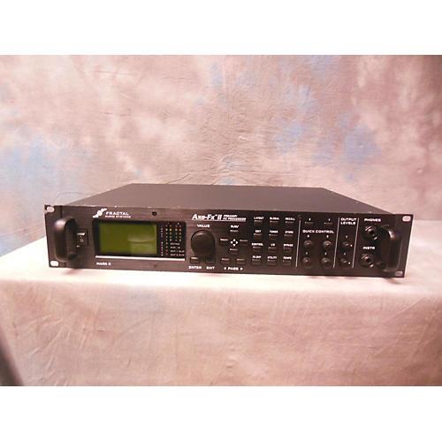 Fractal Audio AxeFxII Effect Processor