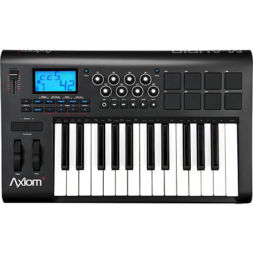 M-Audio Axiom 25 2nd Gen 25-Key USB MIDI Keyboard Controller