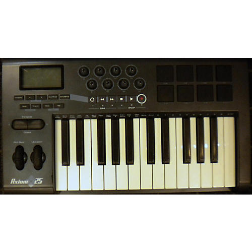 M-Audio Axiom 25 Key Blue MIDI Controller