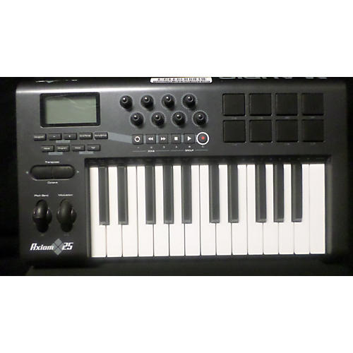 M-Audio Axiom 25 Key MIDI Controller-thumbnail