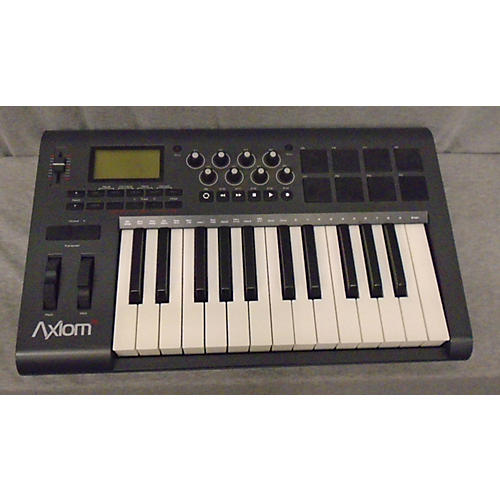 used m audio axiom 25 mkii ignite midi controller guitar center. Black Bedroom Furniture Sets. Home Design Ideas