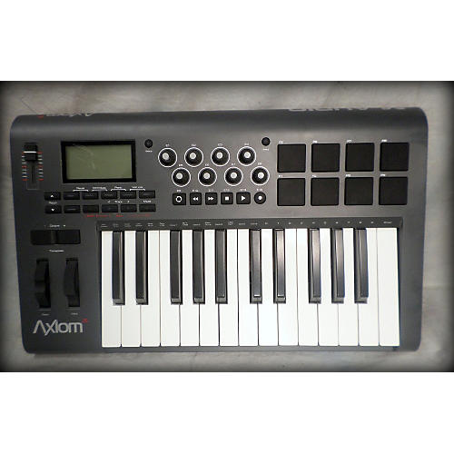 M-Audio Axiom 25 V2 25 Key MIDI Controller