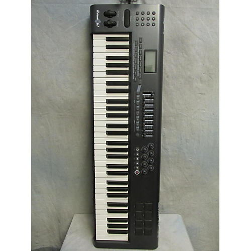 used m audio axiom 61 key midi controller guitar center. Black Bedroom Furniture Sets. Home Design Ideas