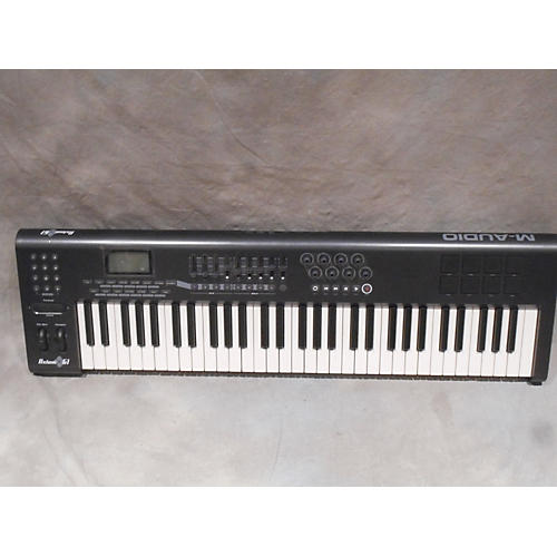 M-Audio Axiom 61 Key MIDI Controller-thumbnail