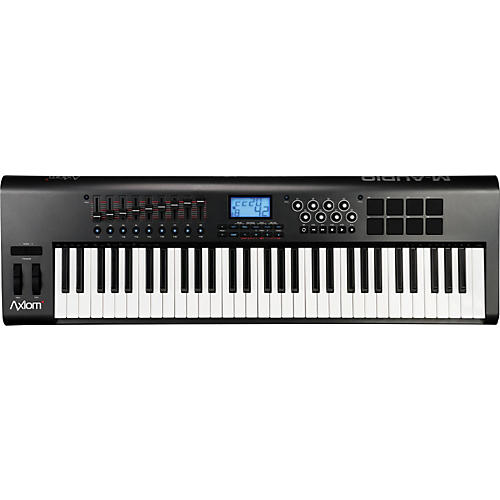M-Audio Axiom 61 MK2 Ignite Keyboard Control-thumbnail