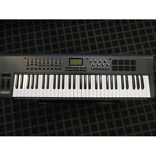 M-Audio Axiom 61 V2 61 Key MIDI Controller