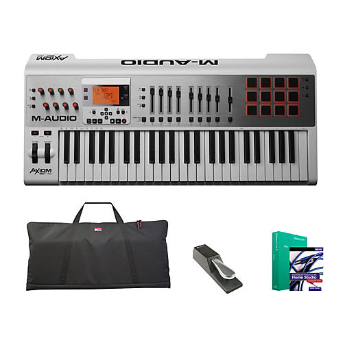 M-Audio Axiom AIR 49 Keyboard Controller Package 1-thumbnail