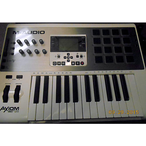 M-Audio Axiom Air 25 Key MIDI Controller-thumbnail