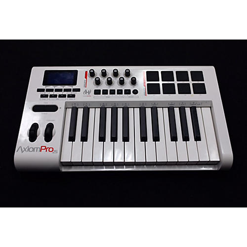used m audio axiom pro 25 key midi controller guitar center. Black Bedroom Furniture Sets. Home Design Ideas