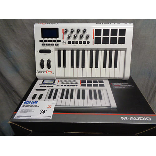 M-Audio Axiom Pro 25 MIDI Controller-thumbnail