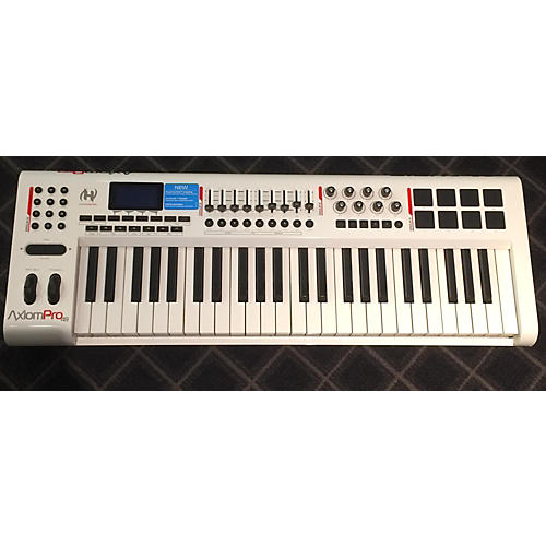 M-Audio Axiom Pro 49 Key MIDI Controller