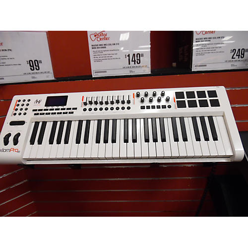 M-Audio Axiom Pro 49 Key MIDI Controller-thumbnail