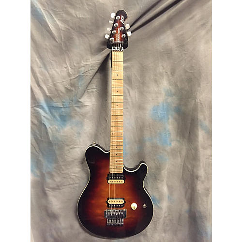 Ernie Ball Music Man Axis Solid Body Electric Guitar