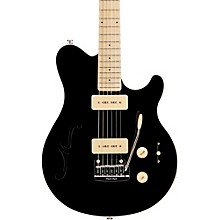 Ernie Ball Music Man Axis Super Sport MM90 Hollowbody Electric Guitar with Tremolo