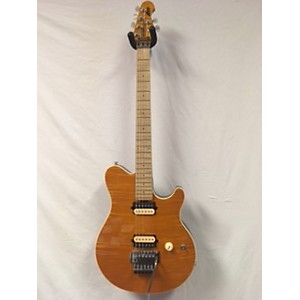 Pre-owned Ernie Ball Music Man Axis Super Sport Solid Body Electric Guitar