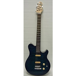 Pre-owned Ernie Ball Axis Super Sport Solid Body Electric Guitar