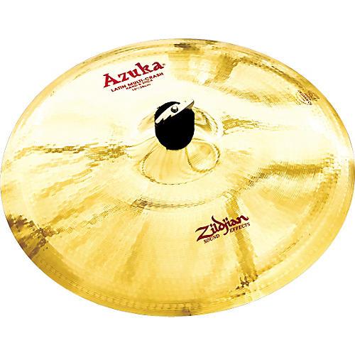 Zildjian Azuka Latin Multi-Crash Hand and Stick  15 in.