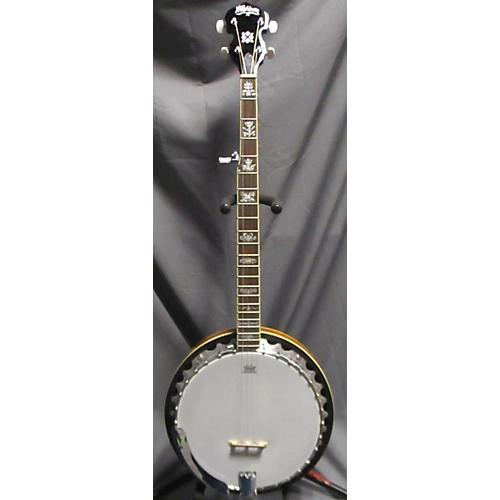 Washburn B-10 5-string Banjo Banjo-thumbnail