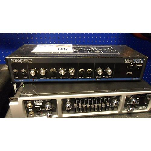 Ampeg B-15T Bass Amp Head