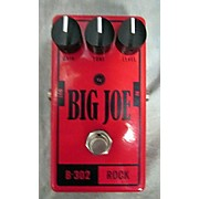 Big Joe Stomp Box Company B-302 Rock Effect Pedal
