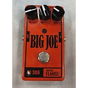 Big Joe Stomp Box Company B-306 ANALOG FLANGE Effect Pedal