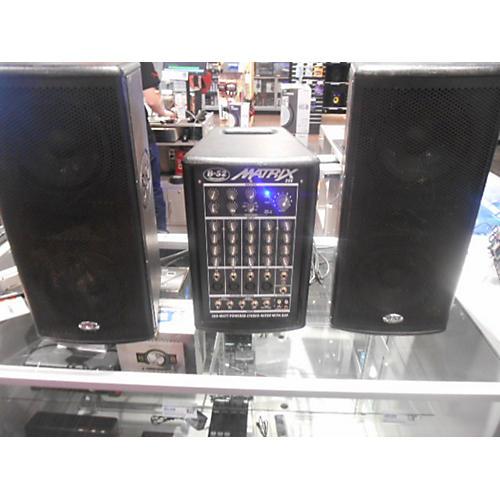 Matrix B-52 Matrix 200w Sound Package-thumbnail