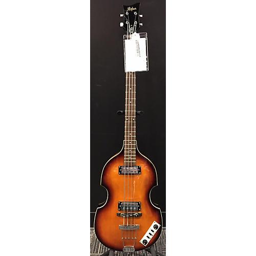 Hofner B-Bass HI Series Electric Bass Guitar-thumbnail