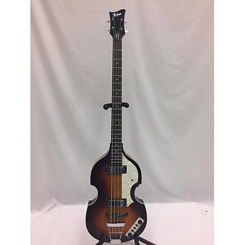 Hofner B Bass Hi Series Electric Bass Guitar-thumbnail