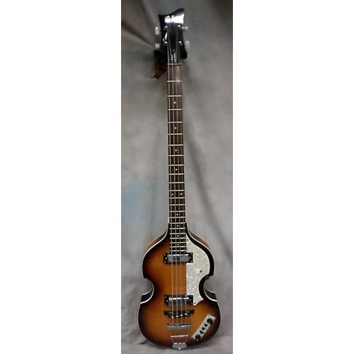 Hofner B Bass Icon Series Electric Bass Guitar-thumbnail