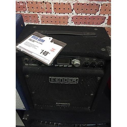 Fender B Dec 30 Bass Combo Amp