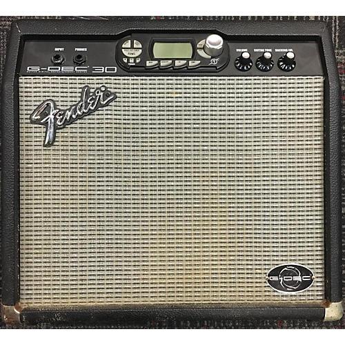 Fender B Dec 30W 1x10 Bass Combo Amp