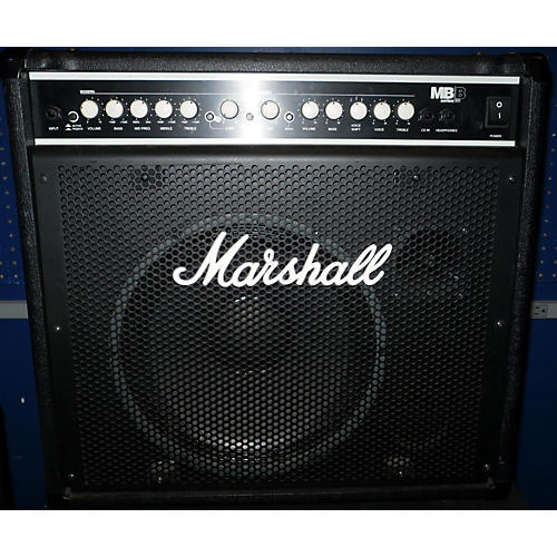used marshall b series 60 mb tube bass combo amp guitar center. Black Bedroom Furniture Sets. Home Design Ideas