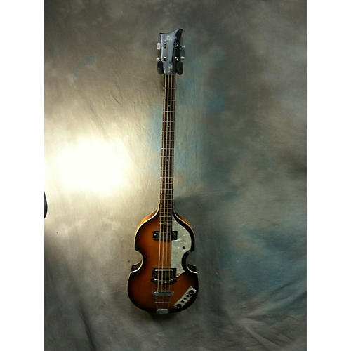 Hofner B-bass H Series Electric Bass Guitar-thumbnail
