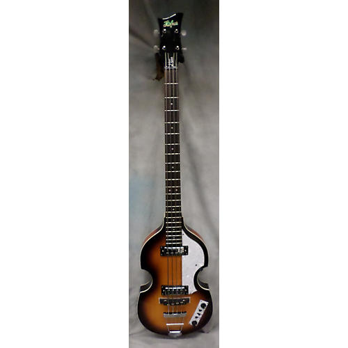 Hofner B-bass Hi Series Electric Bass Guitar