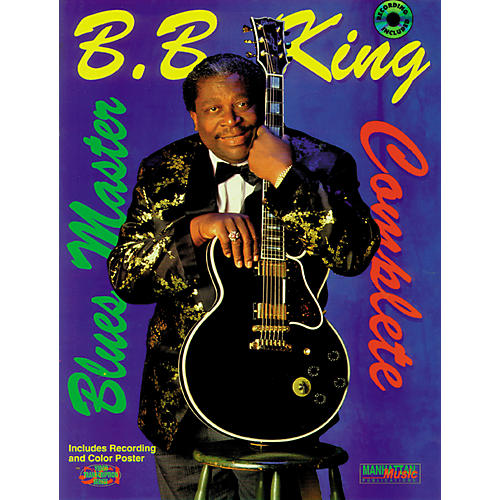 Alfred B.B.King Blues Master Compilation with CD
