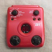 Zoom B1 Bass Effects Effect Processor