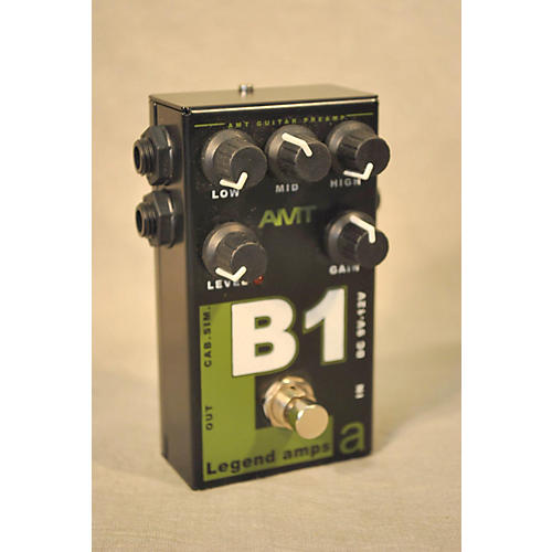 In Store Used B1 Effect Pedal-thumbnail