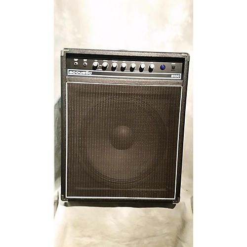 Acoustic B100 100W 1x15 Bass Combo Amp-thumbnail